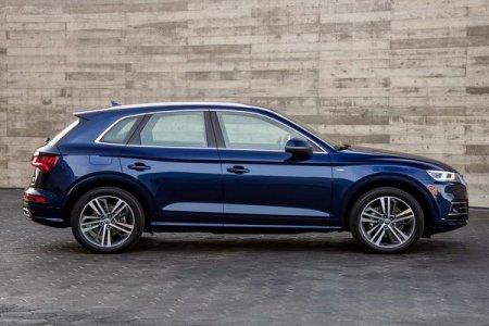 Audi Q5 2016, джип/suv 5 дв., 2 поколение, FY