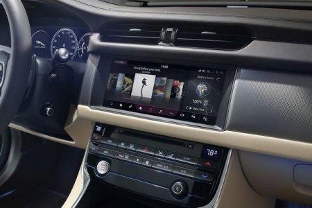 Jaguar XF 2015, седан, 2 поколение, X260