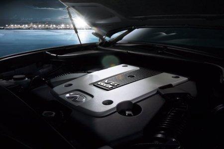 Nissan Fuga рестайлинг 2015, седан, 2 поколение, Y51