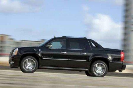 Cadillac Escalade 2006, пикап, 3 поколение, GMT900