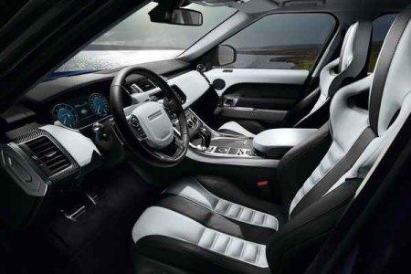 Land Rover Range Rover Sport 2013, джип/suv 5 дв., 2 поколение, L494
